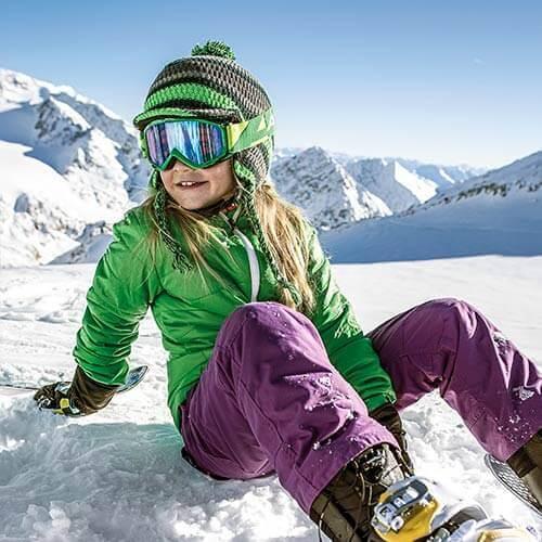 Produktdetailseite Snowboard-Depot am Kitzsteinhorn