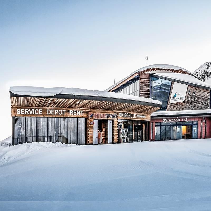 Skischule Oberschneider Skischule Kitzsteinhorn