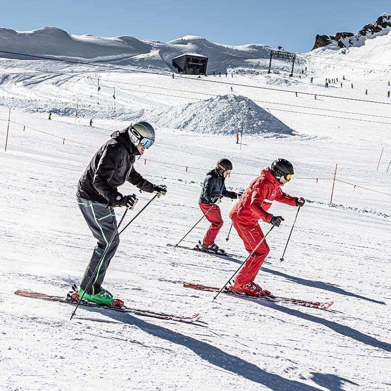 Ski Dome Oberschneider Oberschneider-Methode