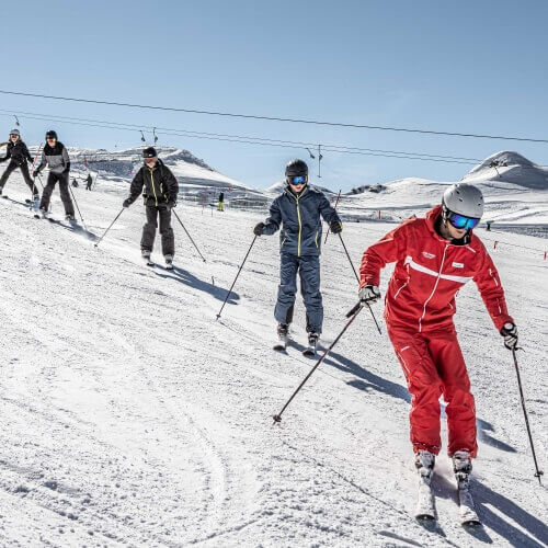 Kaprun Skischule