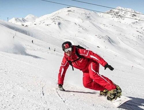 Top Snowboard Unterricht