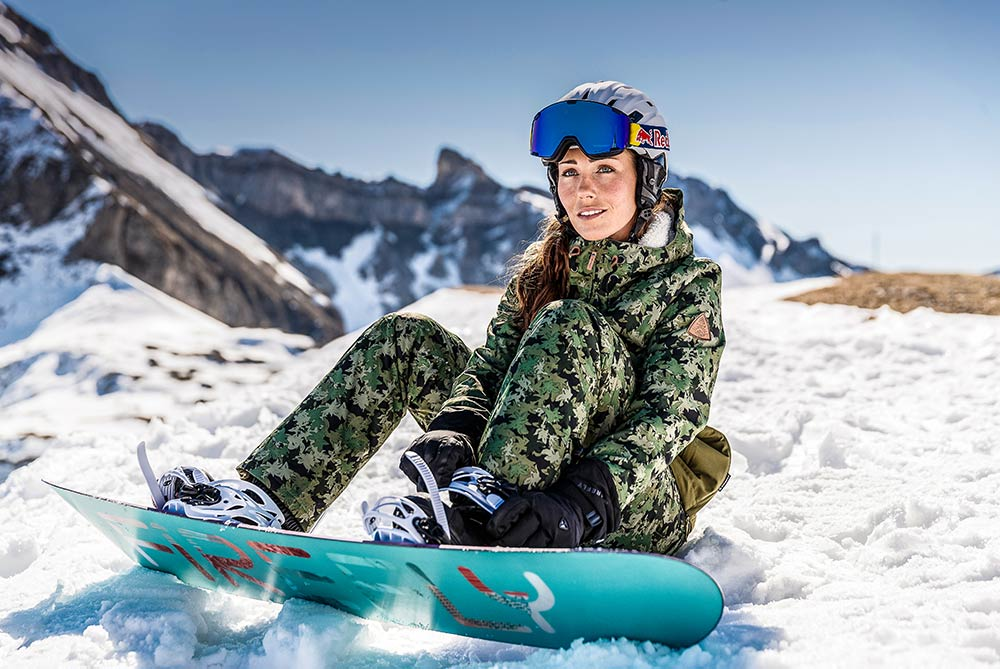 Attention snowboarders: bargain price for course & rental