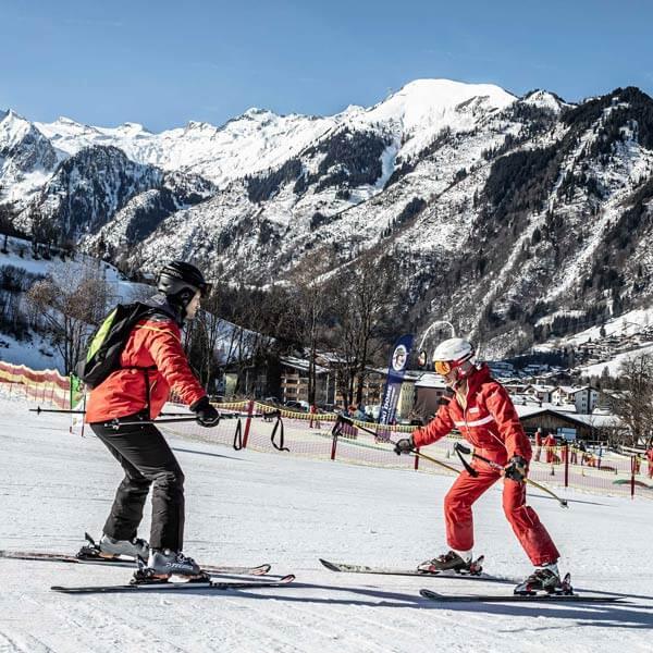 Ski Dome Oberschneider: Familien-Skischule Kaprun