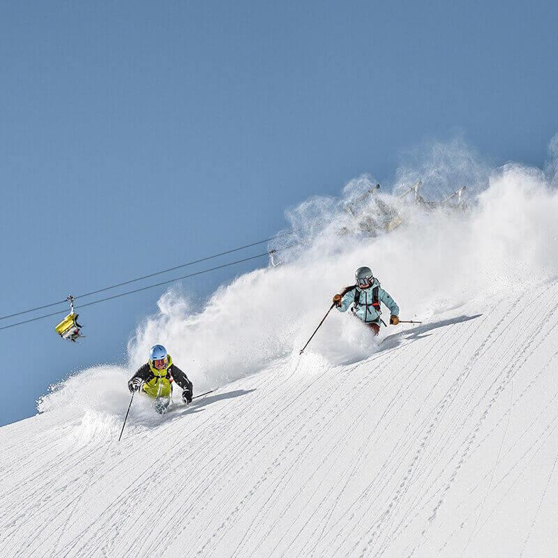 Skikurs Erwachsene