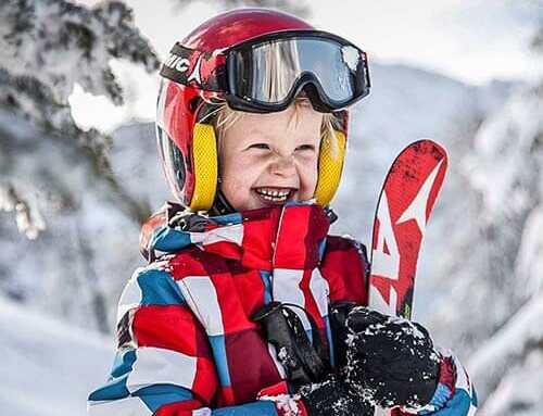 Skikurse – nur für Deine Familie