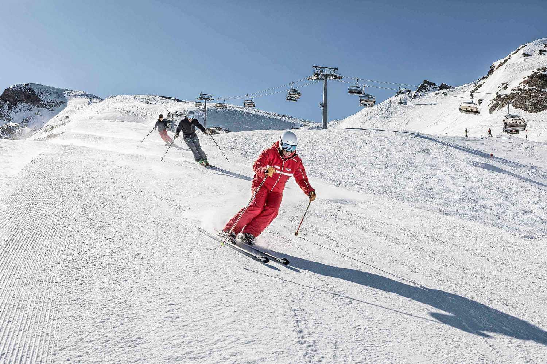 Familien Skischule