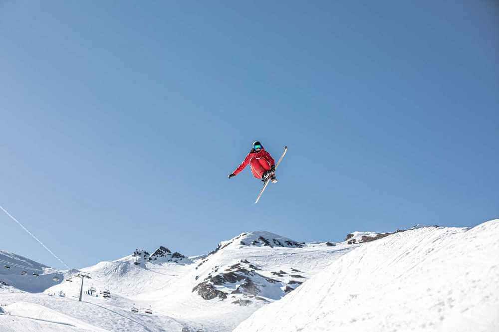 Skikurse Specials Park Pipe