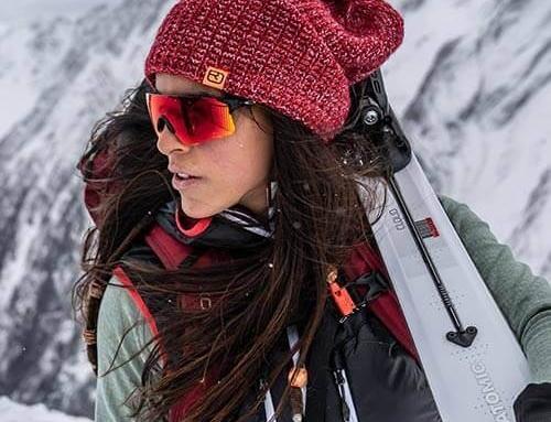 Skischool op 3000m
