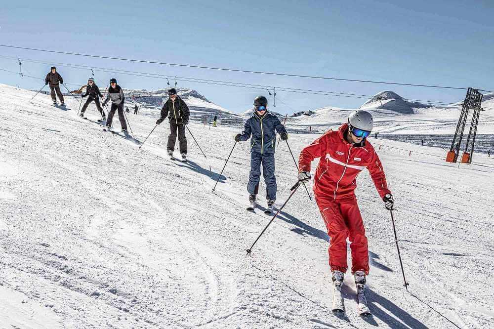 Ski plezier