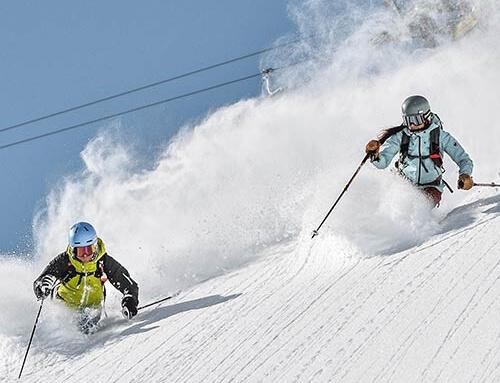 Ski season on Kitzsteinhorn is open
