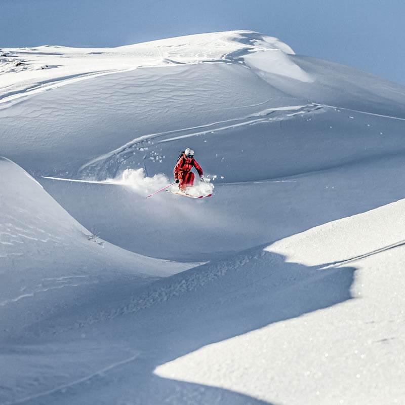 Skikurse Specials Freeride