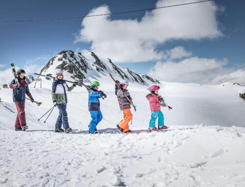 ONE SKI INSTRUCTOR FOR THE WHOLE FAMILY!