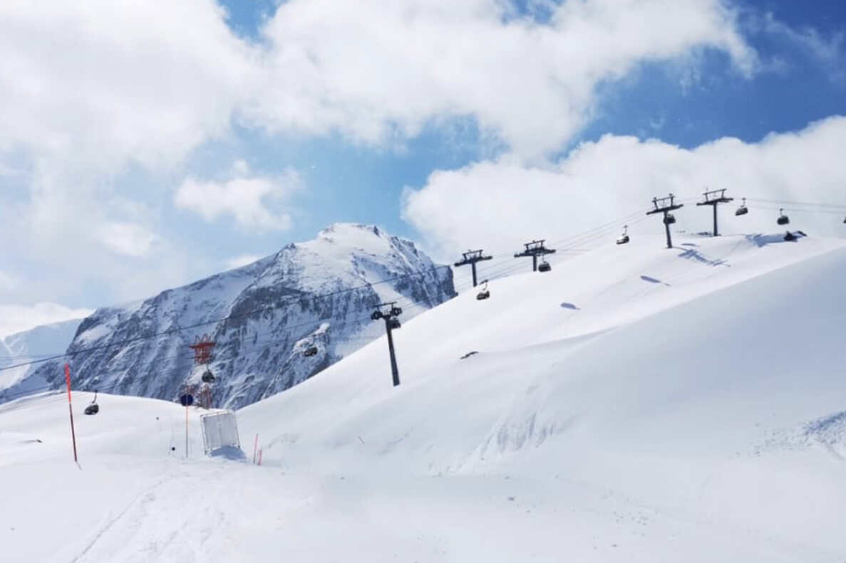 Skischule Kitzsteinhorn