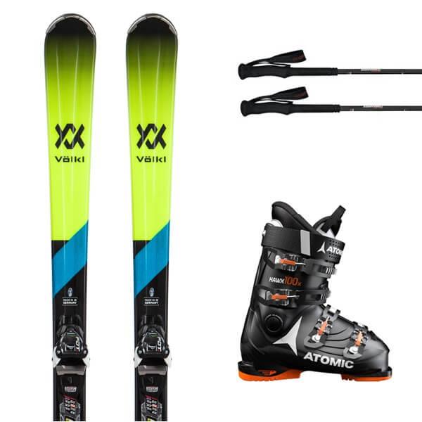 Produktdetailseite Skischuhe Erwachsene