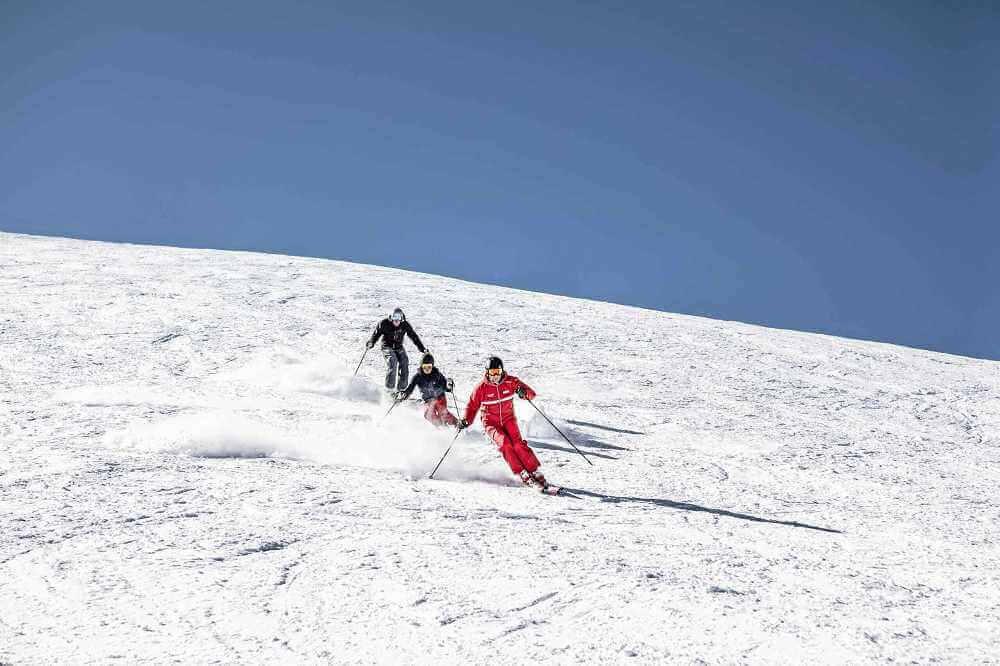 Skikurse Privat- und Familienunterricht