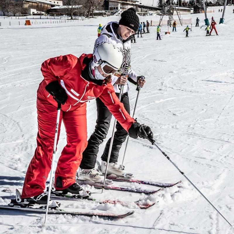 Kitzsteinhorn Skischule Skiverleih